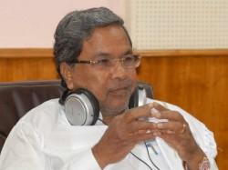 Cm Siddaramaiah S Todays Programmes