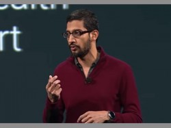 Google Ceo Sundar Pichai Received Nearly Us 200 Million Salary Last Year