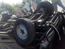 People Die In A Horrific Accident In Vijayapur