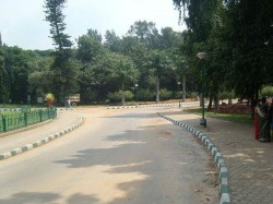 Horticulture Department Recommended Block 4 Routes Inside Cubbon Park