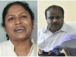 Complaint Against Kumaraswamy In It Tejaswini Gowda On Hdk