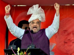 Not Just Mission Telangana Amit Shah Wants A Bjp Tsunami In Telangana