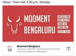 Bengaluru Police Denies Permission To Mooment Bengluru Beef Festival Sfi