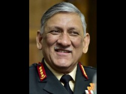 Army Prepared For Two And A Half Front War Gen Rawat