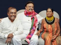 Words Of Legendary Singer Sp Balasubrahmanyam At Hamsalekha Music Trust Event In Bengaluru