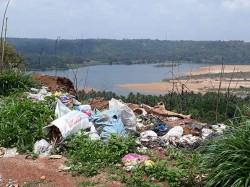 Mangaluru Valachil Has Now Turned As Garbage Hub