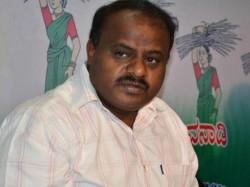 Complaint Registered Against Me Prepared At Bsy S House Hd Kumaraswamy
