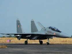 Iaf S Sukhoi 30 With Two Pilots On Board Goes Missing