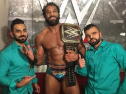 Fans Go Crazy As Jinder Mahal Becomes First Indian Become Wwe Champion