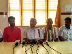 Kalladka Incident Not Communal Police Are Turning The Case Prabhakar Bhat