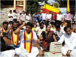 Will Fight Against Kerala Government S Making Malayalam Compulsory Rule Bhima Shankara Patil
