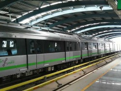 Bengaluru Namma Metro Green Line Trial Run Will Be Ended Today