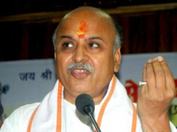Vhp Leader Praveen Togadia To Visit Bengaluru On May 27th