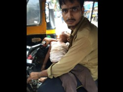 Here Is A Human Interest Story Of Mumbai S Ajuto Driver