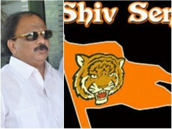 Jai Maharashtra Write On Roshan Baig S Chest Says Shiv Sena