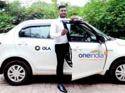 Mangaluru Ola Cab Driver S Heart Warming Gesture Wins The Internet Media