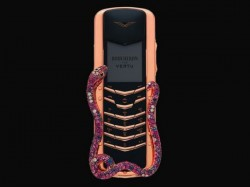 World S Most Expensive Feature Phone Launched At Rs 2 3 Cro