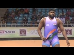 Asian Wrestling Championships Sumit Kumar Takes Silver On Final Day