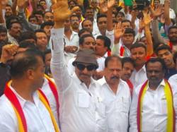 Vatal Nagaraj S Karnataka Bandh Evokes Poor Response
