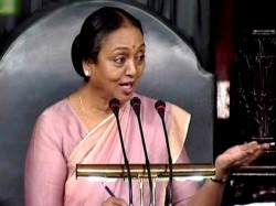 Presidential Candidate Meira Kumar S Profile
