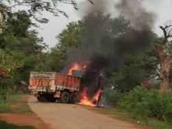 Woman Dies In A Tragic Accident In Chhattisgarh