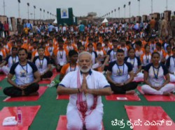 Yoga Is An Integral Part Of Every Indian Narendra Modi