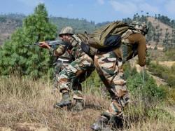 Amidst Fierce Stone Pelting Army Guns Down 3 Terrorists In J K