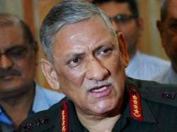 India Has Better Option Than Surgical Strikes Indian Army Chief