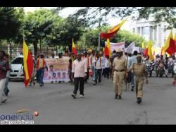 Pro Kannada Organization Called Karnataka Bundh Updates