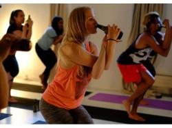 Hubballi Yoga Teachers Opposed Beer Yoga