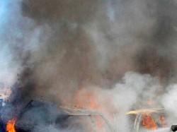 Dies 3 Injured In Blast Near Manipur Border