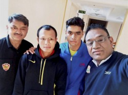 Ankush Dahiya Claims Gold Devendro Singh Gets Silver At Mongolia Boxing