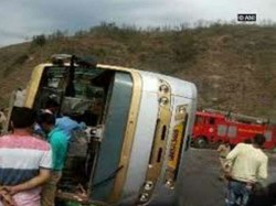 Persons Were Killed Over 30 Injured A Bus Accident Near Dhaliara Village Himachal Pradesh
