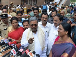 Cm Siddaramaiah Assures Cabinet Expansion After Governor Accepts G Parameshwar S Resignation
