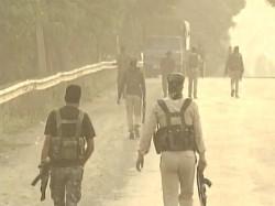 Gun Battle At Srinagar School 1 Crpf Personnel Martyred