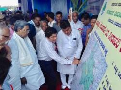 Belagavi Basaveshwara Lift Irrigation Project Begins