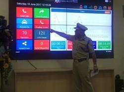 Response Just 15 Seconds Bengaluru Police Control Room Namma100 Relaunched