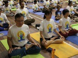 Yoga In Singapore The Indian Connection