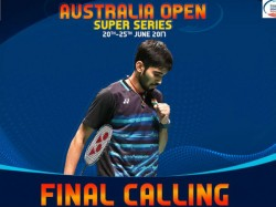 India S K Srikanth Defeated China S Shi Yuqi To Enter Australian Open Final