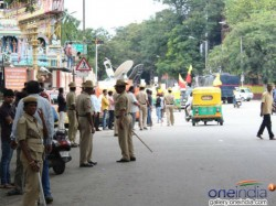 There Is No Positive Response To Karnataka Bandh In Bengaluru
