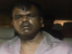Police Giving Poisonous Food Alleged By Rowdy Nagaraj