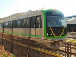 Bengaluru Namma Metro Ticket Fair Will Be Hiked From June 19th Bmrcl
