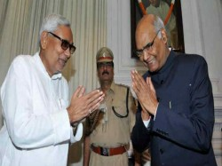 Presidential Election Jdu Decision To Support Nda Candidate Is Firm