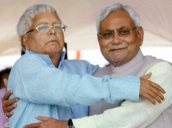 President Of India Election Lalu Confident Of Convincing Nitish