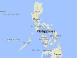 Gunmen Occupied School Five Civilians Were Taken Hostage In Philippines