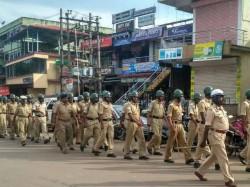 Sdpi Leader Murder Igp Harishekaran Visits To Kalladka