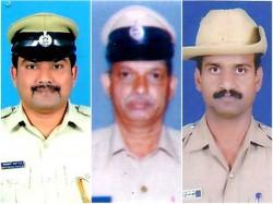 Karnataka Police Entitled Medal For Excellence In Police Training