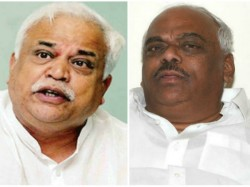 Ramesh Kumar Rv Deshapande Are In Race To Home Minister Post