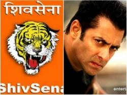 Shiv Sena Criticises Salman S Statement On Indo Pak Relation