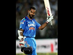 Shikhar Dhawan Fastest 1000 Runs Icc Tournaments Breaks Sachin Tendulkar Record